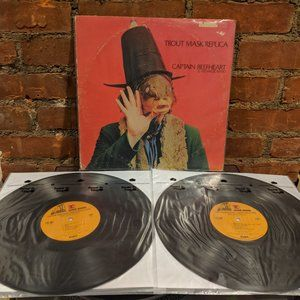 Other - Captain Beefheart & His Magic Band -Trout Mask Rep